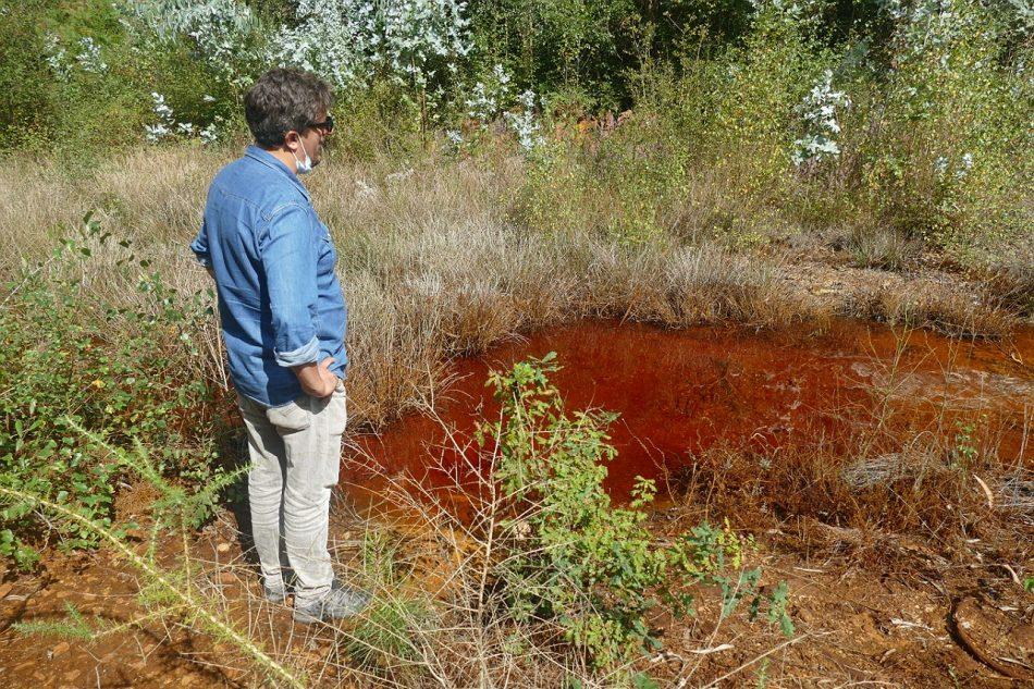 Marea Atlántica dice NO a la reapertura de la mina de Touro y exige a Explotaciones Gallegas que asuma sus responsabilidades en materia de restauración ambiental