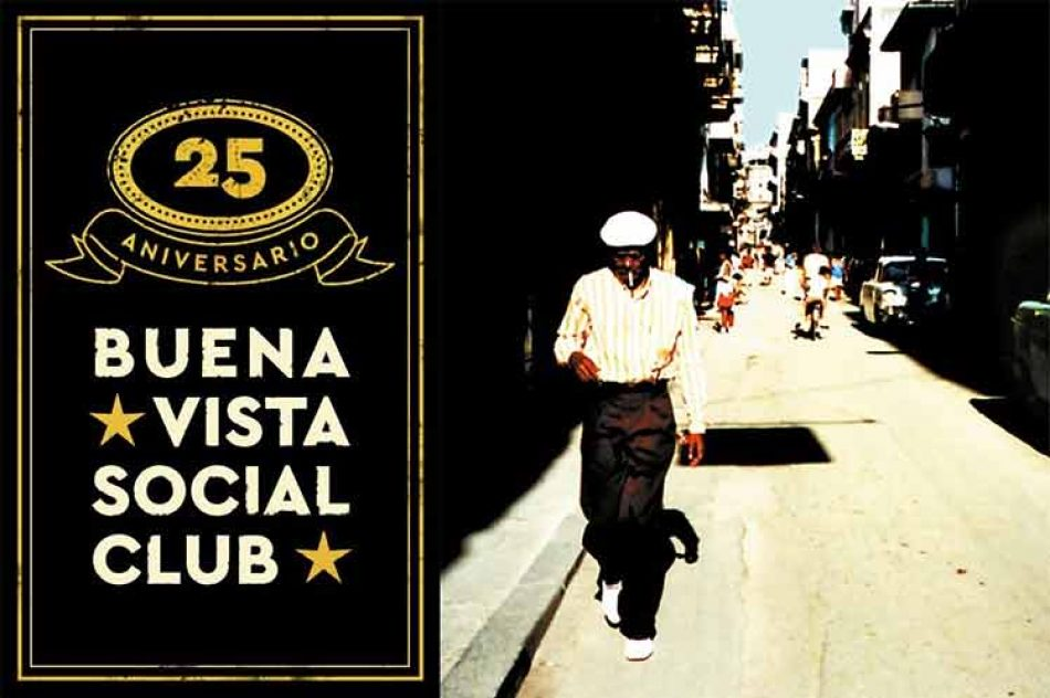 Buena Vista Social Club regresa 25 años después con temas inéditos