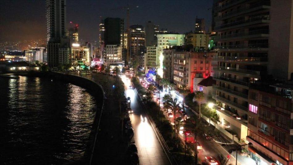 Líbano podría vivir un apagón general por escasez de combustible