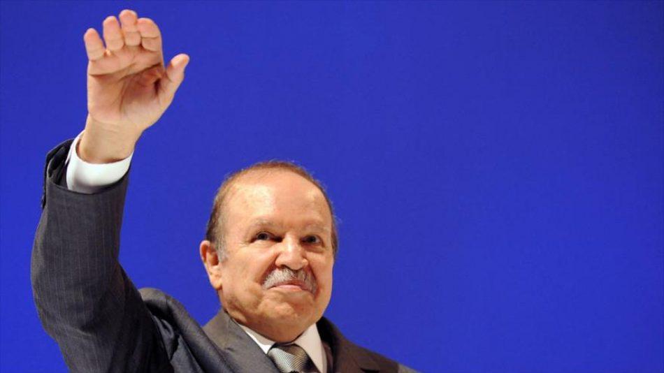 Muere Abdelaziz Bouteflika, el expresidente de Argelia