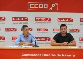 El 84% de las personas demandantes de vivienda protegida en Navarra la quieren en alquiler, según CCOO