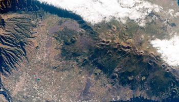 Canarias mantiene la alerta amarilla ante el aumento de la deformación del suelo en La Palma