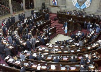El Congreso de Guatemala busca aprobar una ley de emergencia antiCOVID