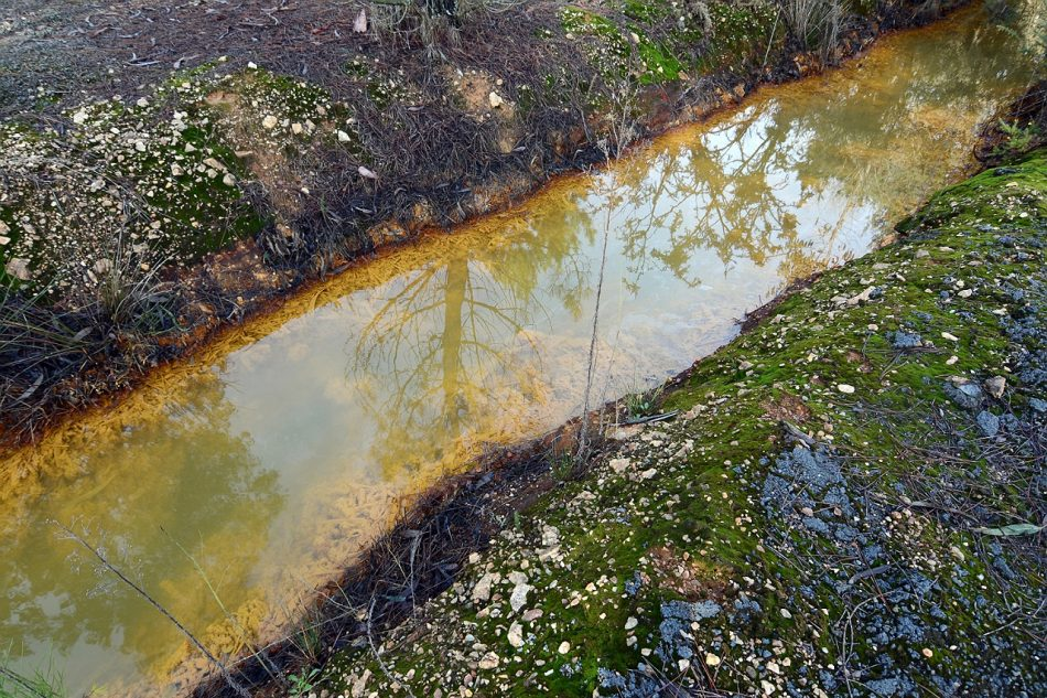 El elevado impacto ambiental de la mina de Touro sobre el sistema del Ulla y la ría de Arousa desaconseja la reapertura del proyecto por sus múltiples riesgos