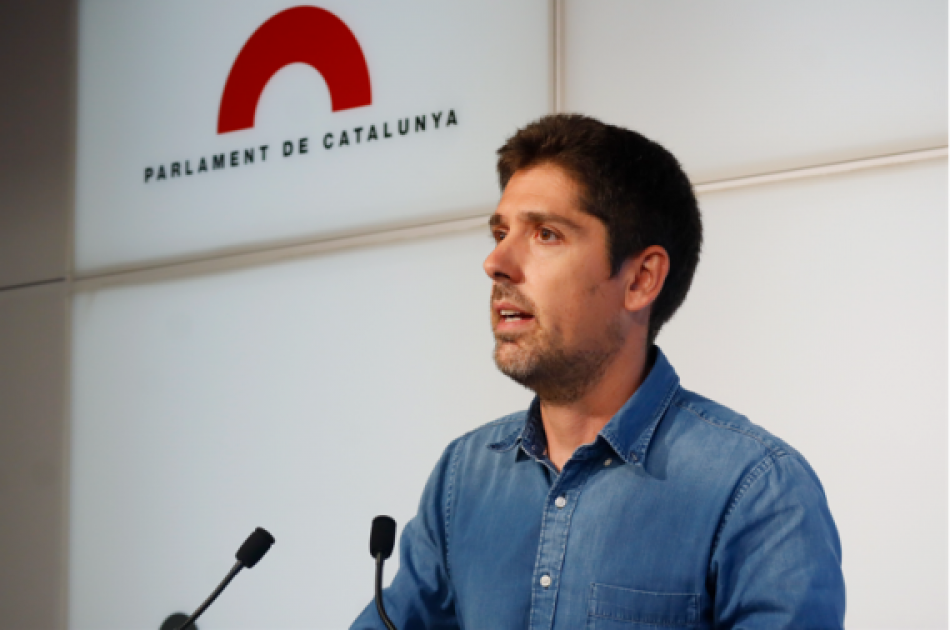 """David Cid: """"En Comú Podem està defensant i defensarà el català a la nova llei audiovisual"""""""