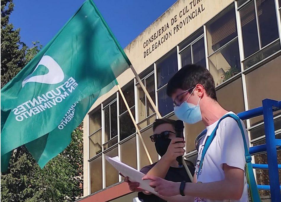 Estudiantes en Movimiento rechaza la Ley de Convivencia Universitaria de Castells