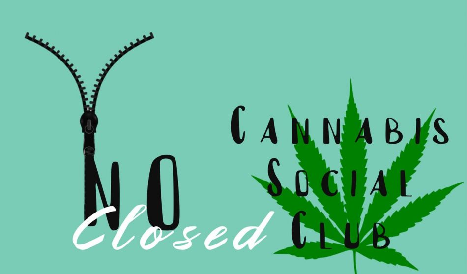 Intervención policial en Alcannabis, asociación cannábica alicantina