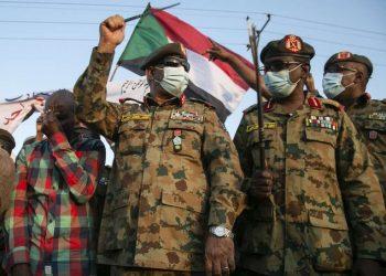 Sudán denuncia un intento de golpe y detiene a varios altos mandos militares