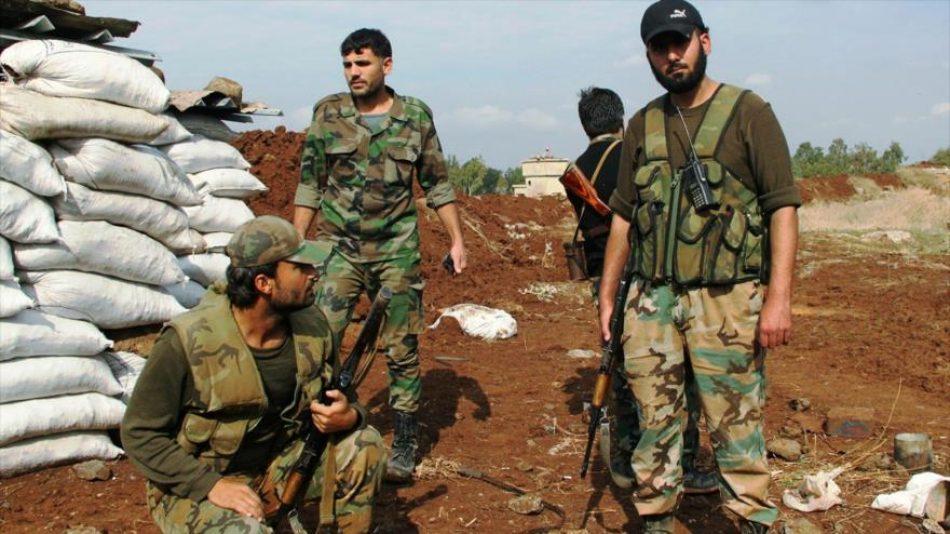 El Ejército Sirio a punto de tomar el control total de provincia de Daraa