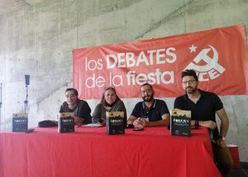 """Presentación del Documental """"La Fosa nº1"""", de la Federación Estatal de Foros por la Memoria, en la Fiesta del PCE 2021"""
