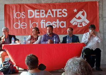 """Diputado Roy Daza, en Fiesta Anual del PCE: """"No nos hicieron rendir por la fuerza, no nos rendirán por hambre"""""""