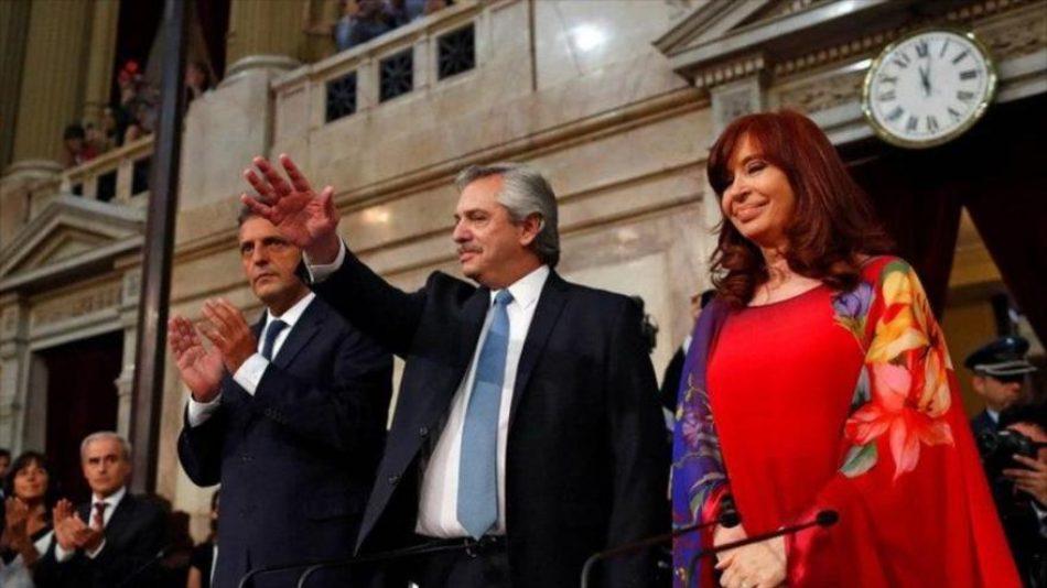 Se desata la crisis en el gobierno argentino con la dimisión de cinco ministros