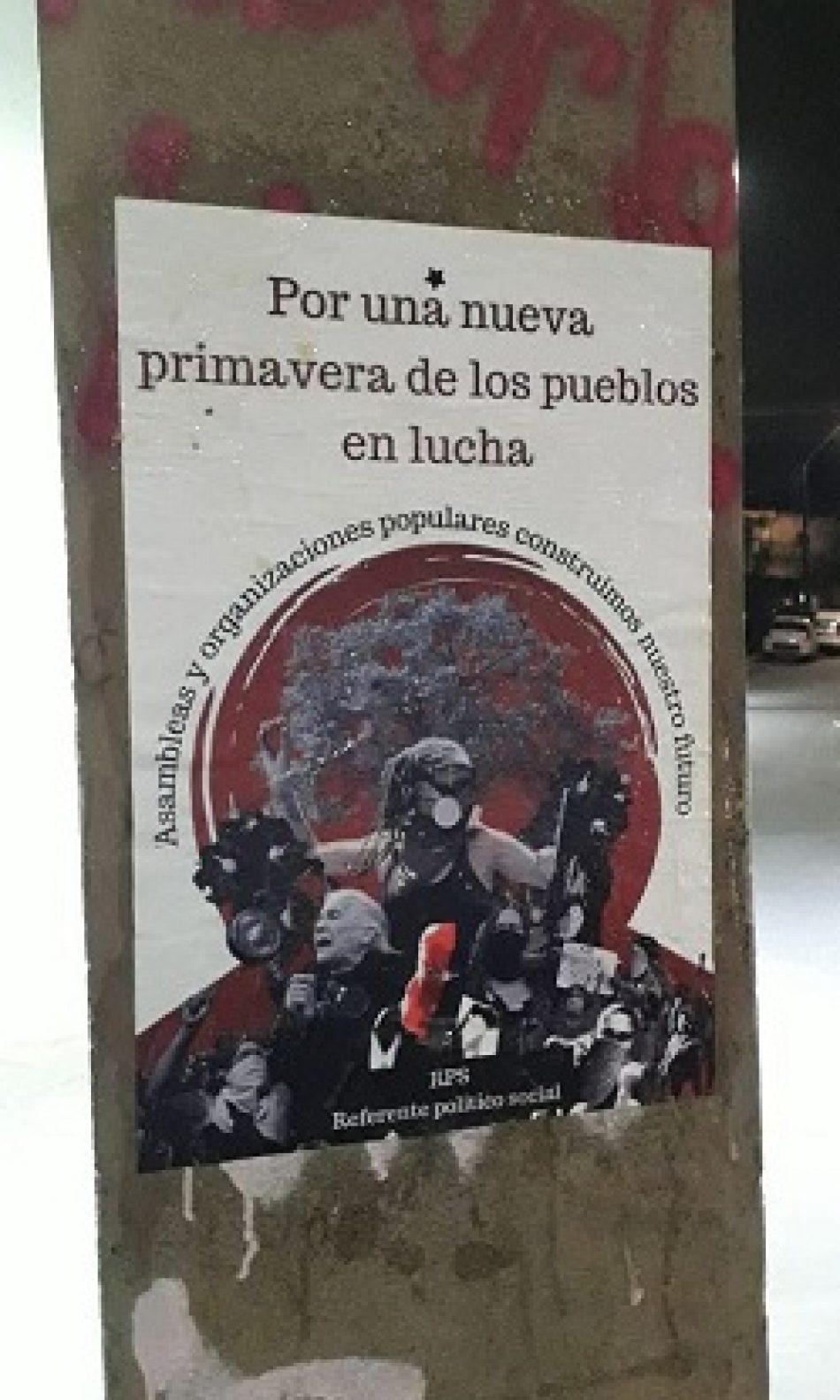 Chile. Referente Político Social: Una respuesta popular desde abajo y por fuera frente a la crisis multidimensional de la opresión