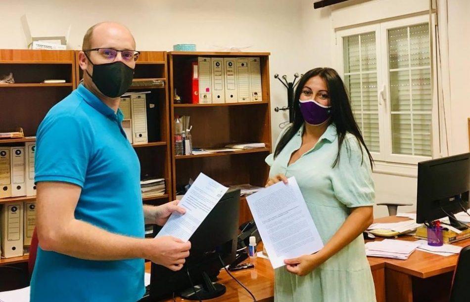 Unidas Podemos pide al Ayuntamiento de Padul dos horas sin ruido en la feria para niños autistas