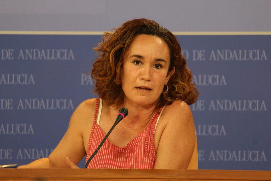 """Unidas Podemos por Andalucía denuncia que el Gobierno andaluz """"financia y defiende el acoso a las mujeres que deciden abortar"""""""