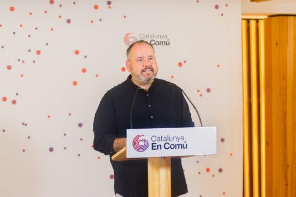 """Mena: """"Pere Aragonès només ha de negociar el no a l'aeroport i més inversions a rodalies"""""""