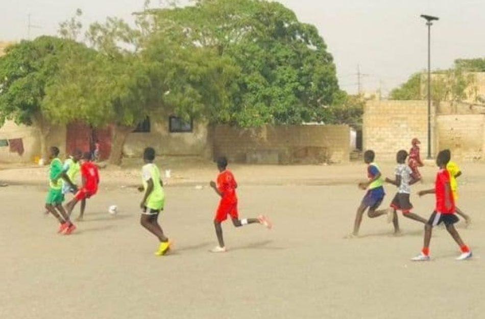 El proyecto solidario «¡Que no caiga!» entre Euskadi y Senegal busca financiación para poder continuar