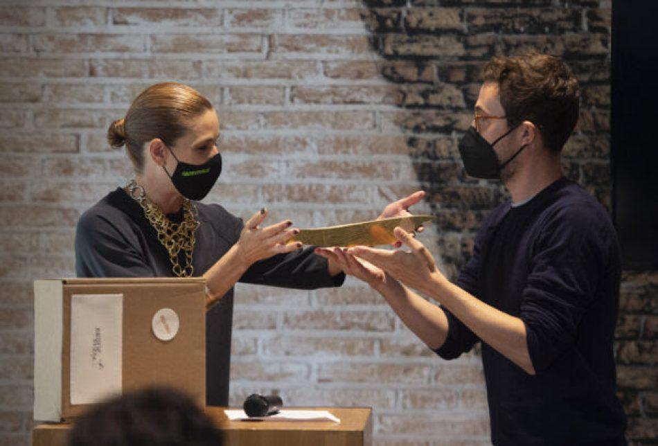 """""""La Croisade"""" gana el premio Lurra de Greenpeace en San Sebastián"""