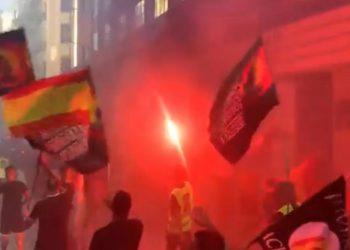 IU Madrid muestra su preocupación ante la escalada de delitos de odio y manifestaciones homófobas