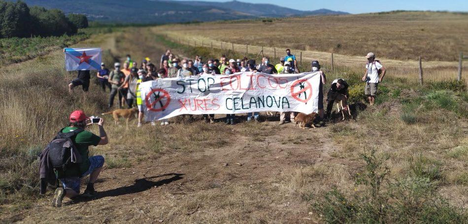 O pleno de Celanova debaterá o rexeitamento da instalación do polígono eólico
