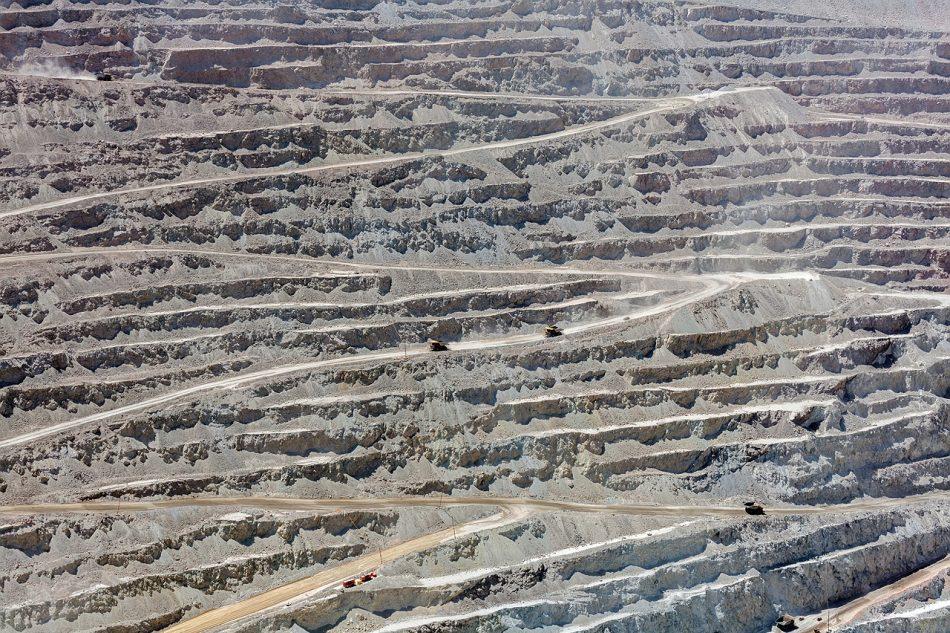 Minería-ficción: La realidad inventada de los números de la mina de Touro