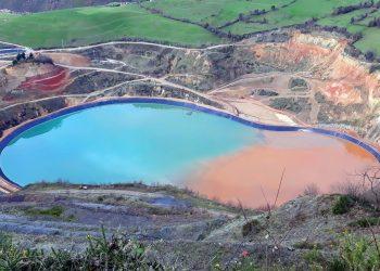 La asociación instrumental de Cobre San Rafael pone de ejemplo para la mina de Touro el proyecto extractivo más contaminante de Asturias