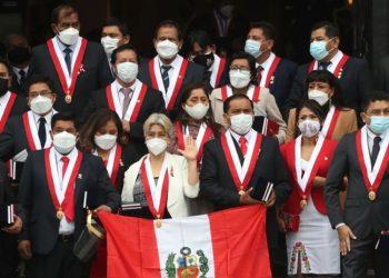 Pedro Castillo y Perú Libre buscan la creación de una nueva Constitución