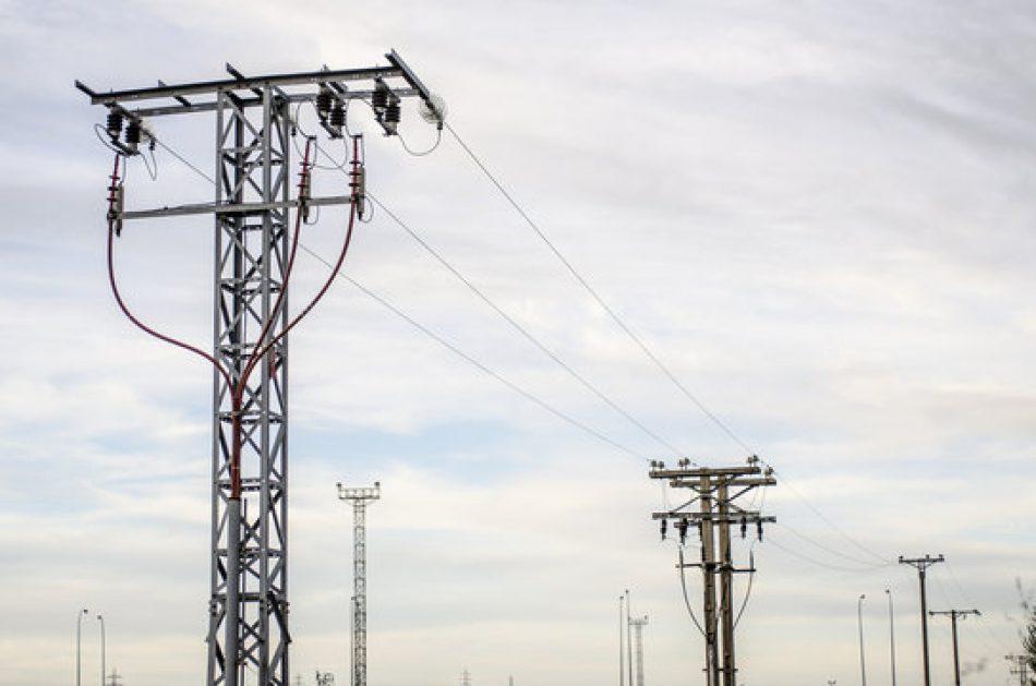 Organizaciones ecologistas apoyan el plan de choque para rebajar el recibo de la luz y rechazan las presiones de las empresas