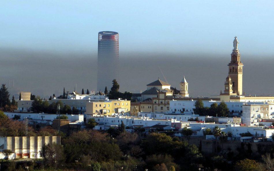 Daniel González Rojas denuncia que en Sevilla no se estén produciendo avances para hacer frente al Cambio Climático