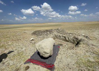 El Ministerio de Cultura recupera una de las piezas arqueológicas más singulares del Embalse de Valdecañas