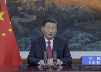 Xi Jinping denuncia el militarismo de EEUU