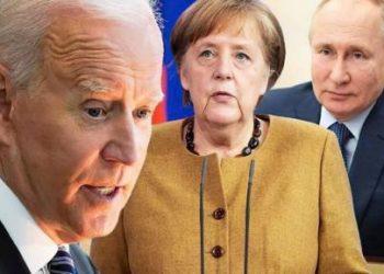 ¿Derrota de Joe Biden ante Merkel y Putin?