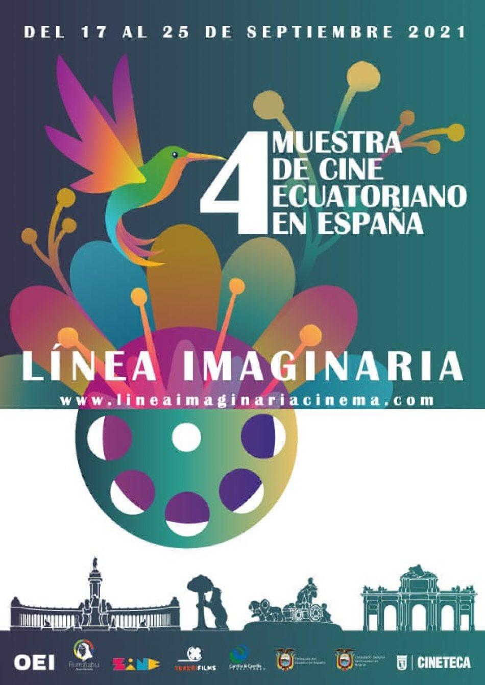 """Muestra de Cine Ecuatoriano """"Línea imaginaria"""" celebra su cuarta edición con ficción, animación y documentales"""