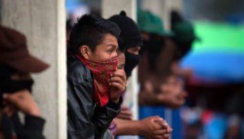 Zapatistas alertam que México está à beira de uma guerra civil no estado de Chiapas