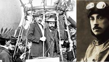 Emilio Herrera: aviador, científico y presidente del gobierno republicano
