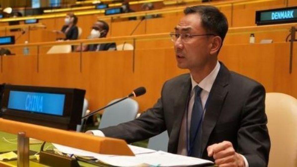 China reafirma postura a favor del desarme nuclear ante la ONU