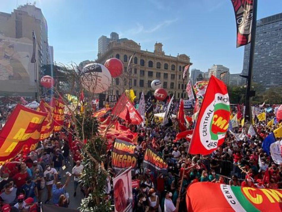 Brasil. Numerosas y multitudinarias manifestaciones en todo el país se sumaron al Grito de los Excluídos y proclamaron «Fuera Bolsonaro»