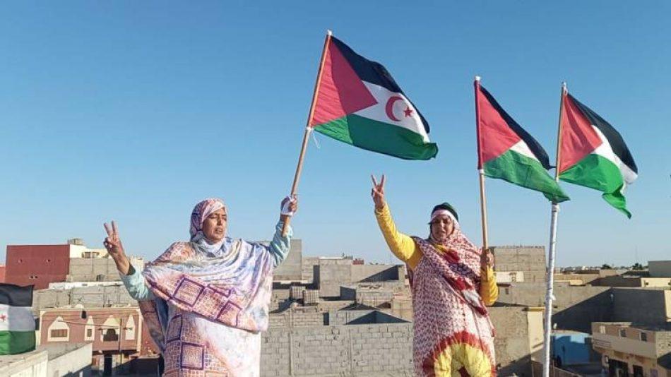 Sahara: Sultana Jaya y una hermana, en grave estado de salud por coronavirus