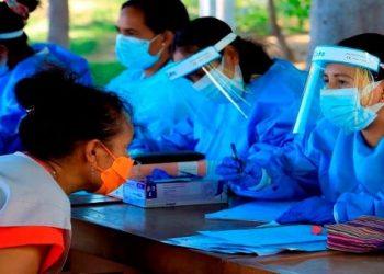 OMS reporta disminución de contagios de la Covid-19 en el mundo
