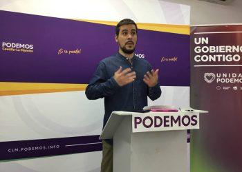 Renovables y transporte: las propuestas de Unidas Podemos para los PGE 2022 en Castilla-La Mancha