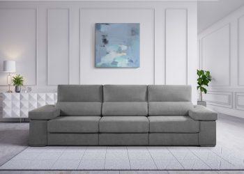 """Bianco Sofás: """"Nosotros fabricamos nuestros propios sofás, desde la estructura hasta el tapizado"""""""