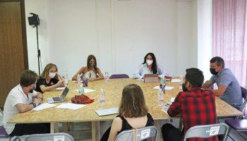 Podemos traslada su apoyo a los jóvenes investigadores de Granada en su lucha por la estabilidad laboral