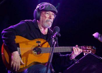 Silvio Rodríguez destinará beneficios de sus dos conciertos en Madrid y Premio Leteo a la compra de medicamentos para Cuba