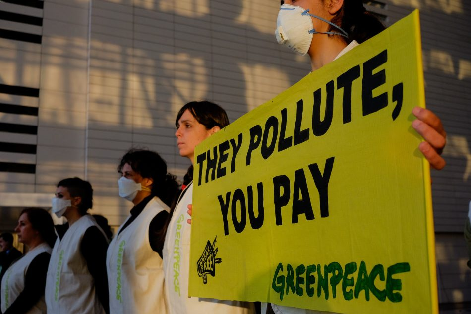 El Parlamento Europeo está dispuesto a seguir respaldando el gas fósil