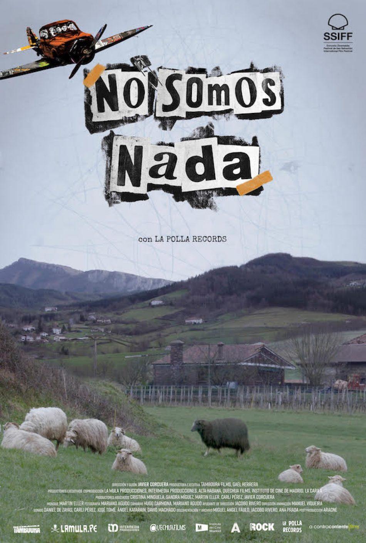 'NO SOMOS NADA', de Javier Corcuera, competirá por el Premio Irizar al Cine Vasco en el 69 Festival de Cine de San Sebastián
