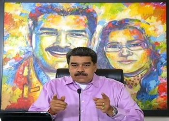 Maduro reitera que España debe disculparse por abusos coloniales