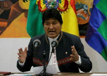 Bolivia denuncia participación internacional en golpe de 2019