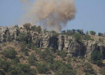 El ejército turco sigue utilizando armas químicas contra la guerrilla kurda