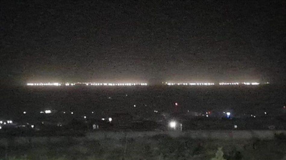 Base Bagram, abandonada por EEUU, está operativa otra vez