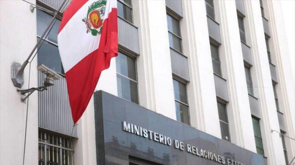 Perú y Venezuela restablecen relaciones y designan sus embajadores